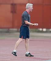 Assistant Coach Paul Caffrey. US Under-17 Men's National Team defeated United Arab Emirates 1-0 at Gateway International  Stadium in Ijebu-Ode, Nigeria on November 1, 2009.