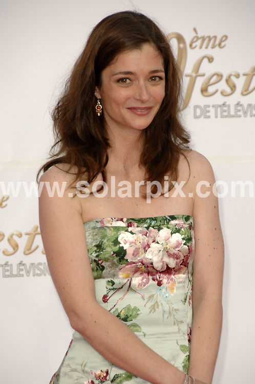**ALL ROUND PICTURES FROM SOLARPIX.COM**.**SYNDICATION RIGHTS FOR UK AND SPAIN ONLY**.the opening night of the 49th Monte Carlo Television Festival held at Grimaldi Forum, Monte Carlo, Monaco. 7 June 2009..This pic: Gaela Le Devehat..JOB REF: 9195 PRT (Alminana) DATE: 06_06_2009.**MUST CREDIT SOLARPIX.COM OR DOUBLE FEE WILL BE CHARGED**.**ONLINE USAGE FEE GBP 50.00 PER PICTURE - NOTIFICATION OF USAGE TO PHOTO @ SOLARPIX.COM**.**CALL SOLARPIX : +34 952 811 768 or LOW RATE FROM UK 0844 617 7637**