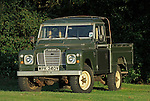 Very rare early 1980s Land Rover Series 3 High Capacity Pick-Up in original condition. Seen at the Dunsfold Collection Open Day 2006, Dunsfold, England, UK. --- No releases available. Automotive trademarks are the proper, authorization may be needed for some uses.