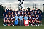Mannheim, Germany, August 28: Team shooting Mannheimer Hockeyclub. (Photo by Dirk Markgraf / www.265-images.com) ***