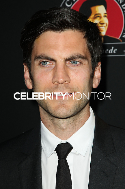 """HOLLYWOOD, LOS ANGELES, CA, USA - MARCH 20: Wes Bentley at the Los Angeles Premiere Of Pantelion Films And Participant Media's """"Cesar Chavez"""" held at TCL Chinese Theatre on March 20, 2014 in Hollywood, Los Angeles, California, United States. (Photo by Celebrity Monitor)"""