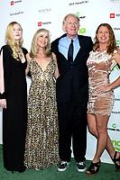 LOS ANGELES - OCT 16:  Hayden Carson Begley, Rachelle Carson, Ed Begley Jr, Amanda Begley at the Environmental Media Association Awards at GEARBOX LA on October 16, 2021 in Van Nuys, CA