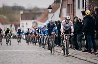 André Greipel (DEU/Arkéa-Samsic) charging up Nokereberg<br /> <br /> 71th Kuurne-Brussel-Kuurne 2019 <br /> Kuurne to Kuurne (BEL): 201km<br /> <br /> ©kramon