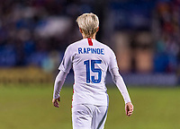 Frisco, TX - October 17, 2018:  The USWNT defeated Canada 2-0 to win the 2018 CONCACAF Women's Championship.
