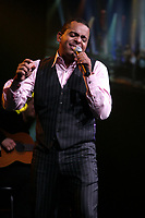 Gregory Charles in concert  at Bell Centre in Montreal, October 16, 2006.<br /> <br /> photo : (c) JP Proulx /  images Distribution