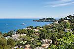 France, Provence-Alpes-Côte d'Azur, peninsula Cap Ferrat between Villefranche-sur-Mer and Beaulieu-sur-Mer   Frankreich, Provence-Alpes-Côte d'Azur, Halbinsel Cap Ferrat zwischen Villefranche-sur-Mer und Beaulieu-sur-Mer