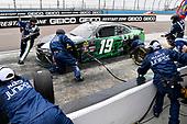 NASCAR Xfinity Series<br /> DC Solar 200<br /> ISM Raceway, Phoenix, AZ USA<br /> Saturday 10 March 2018<br /> Brandon Jones, Joe Gibbs Racing, Toyota Camry Juniper<br /> World Copyright: Rusty Jarrett<br /> NKP / LAT Images