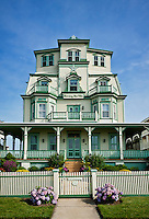 Grand victorian beach house, Cape May, New Jersey, NJ, USA