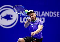 Rotterdam, Netherlands, December 15, 2017, Topsportcentrum, Ned. Loterij NK Tennis, Wheelchair Berry Korst (NED)<br /> Photo: Tennisimages/Henk Koster