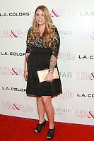 WEST HOLLYWOOD, CA, USA - OCTOBER 23: Kail Lowry arrives at the Life & Style Weekly 10 Year Anniversary Party held at SkyBar at the Mondrian Los Angeles on October 23, 2014 in West Hollywood, California, United States. (Photo by David Acosta/Celebrity Monitor)