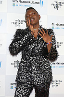 NEW YORK, NEW YORK - JUNE 10: Micheal Ighodaro at the 2021 Tribeca Festival Premiere of Legend Of The Underground at Brookfield Place on June 10, 2021 in New York City.  Credit: RW/MediaPunch