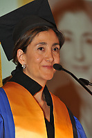 Montreal  (QC) CANADA - SEpt  2009 -Ingrid Betancourt visit   Montreal where she receuived an Honoris Causa diploma from the University of Montreal (universitÈ de MontrÈal)