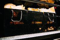 Chivas and Andres Izquieta Dinner