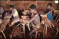 Mozambico,scuola primaria, distretto di Chure