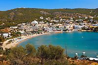 Ayia Marina Beach reort,  Aegina, Greek Saronic Islands