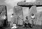 Stonehenge, Wiltshire. 1979 <br />