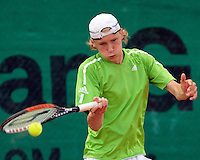 14-08-10, Hillegom, Tennis, NJK, Niels Lootsma