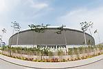 Rio 2016.<br /> The Rio Olympic Velodrome at the Rio 2016 Paralympic Games // Le vélodrome olympique de Rio aux Jeux paralympiques de Rio 2016. 03/09/2016.