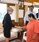 13/04/15_Water Resources Minister Uma Bharti