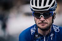 Pieter Serry (BEL/Quickstep Floors) post-finish<br /> <br /> Stage 5: Grenoble > Valmorel (130km)<br /> 70th Critérium du Dauphiné 2018 (2.UWT)