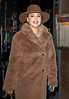 Arrivals at Global Radio Studios in Leicester Square, London on Thursday December 10th 2020<br /> <br /> Photos by Keith Mayhew