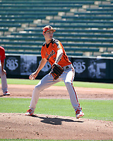 Conner Nurse - San Francisco Giants 2019 extended spring training (Bill Mitchell)