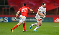 9th November 2019 | Munster vs Ulster<br /> <br /> Rob Herring during the Round 6 PRO14 League clash between Munster Rugby and Ulster Rugby at Thomond Park, Limerick, Ireland. Photo by John Dickson / DICKSONDIGITAL