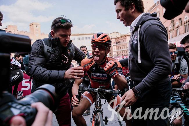 Annika Langvad (DEN/Boels - Dolmans) finishes 2nd<br /> <br /> 5th Strade Bianche WE (1.WWT)<br /> One day race from Siena to Siena (136km)<br /> <br /> ©JojoHarper for kramon