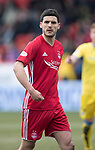Aberdeen v St Johnstone…31.03.18…  Pittodrie    SPFL<br />Anthony O'Connor<br />Picture by Graeme Hart. <br />Copyright Perthshire Picture Agency<br />Tel: 01738 623350  Mobile: 07990 594431