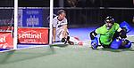 Hugo Inglis. Men's North v South finals hockey match, St Pauls Collegiate, Hamilton, New Zealand. Tuesday 20 April 2021 Photo: Simon Watts/www.bwmedia.co.nz