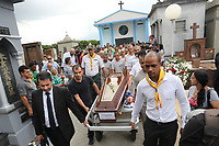 14.03.2019 - Enterro de Samuel vitíma do ataque na escola em Suzano