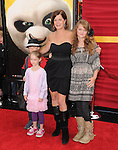 Marcia Gay Harden and family at The Dreamworks Animation L.A. Premiere of Kung Fu Panda 2 held at The Grauman's Chinese Theatre in Hollywood, California on May 22,2011                                                                               © 2011 Hollywood Press Agency