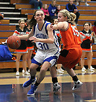 Images from the girls basketball game between Douglas High and Carson High at CHS on Friday, Jan. 27, 2012. Carson won 43-28..Photo by Cathleen Allison