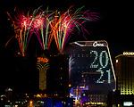 Plaza 2021 New Years Fireworks