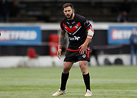 28th March 2021; Rosslyn Park, London, England; Betfred Challenge Cup, Rugby League, London Broncos versus York City Knights; Romain Navarrete of London Broncos