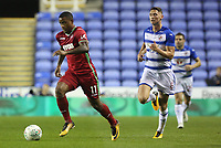 Luciano Narsingh of Swansea City during the Carabao Cup Third Round match between Reading and Swansea City at Madejski Stadium, Reading, England, UK. Tuesday 19 September 2017