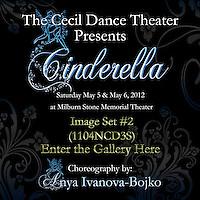 Cinderella - Set #2 (104NCD3s)