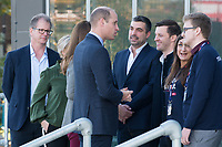 Prince William, Duke of Cambridge and Catherine, Duchess of Cambridge attend Shout's Crisis Volunteer celebration event at the Troubadour White City Theatre in London. NOVEMBER 12th 2019. Credit: Matrix/MediaPunch ***FOR USA ONLY***<br />