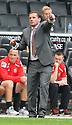Stevenage manager Graham Westley<br />  - MK Dons v Stevenage - Sky Bet League One - Stadium MK, Milton Keynes - 28th September 2013. <br /> © Kevin Coleman 2013