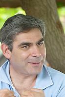 Stellios Boutaris, owner manager. Kir-Yianni Winery, Yianakohori, Naoussa, Macedonia, Greece