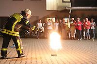 07.09.2016: Landfrauen besichtigen Goddelauer Feuerwehr