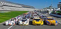 22-25 January, 2015, Daytona Beach, Florida USA<br /> 53rd Rolex 24 at Daytona full field.<br /> ©2015, F. Peirce Williams