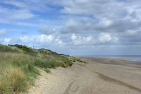 View from Chapel Point, Chapel St Leonards, Lincolnshire.