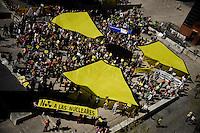 Nuclear Symbol. demo Madrid