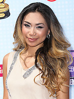 LOS ANGELES, CA, USA - APRIL 26: Jessica Sanchez at the 2014 Radio Disney Music Awards held at Nokia Theatre L.A. Live on April 26, 2014 in Los Angeles, California, United States. (Photo by Xavier Collin/Celebrity Monitor)