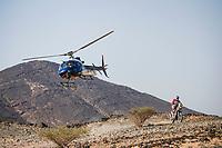 6th January 2021; Wadi Al Dawasir to Riyadh, Saudia Arabia; Dakar 2021 Rally, stage 4;  87 Mena Oriol (esp), KTM, FN Speed - Rieju Team, Moto, Bike, action during the 4th stage of the Dakar 2021 between Wadi Al Dawasir and Riyadh, in Saudi Arabia on January 6, 2021
