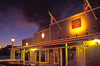 Hard Rock Cafe in the evening, Lahaina, Maui