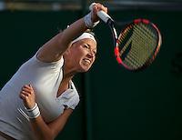 London, England, 2 July, 2016, Tennis, Wimbledon, Michaella Krajicek (NED)<br /> Photo: Henk Koster/tennisimages.com