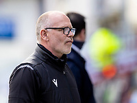 13th March 2021; Global Energy Stadium, Dingwall, Highland, Scotland; Scottish Premiership Football, Ross County versus Hibernian; John Hughes Manager of Ross County pre match