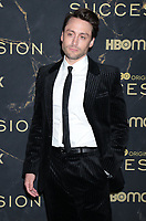 """October 12, 2021.Kieran Culkin attend HBO's """"Succession"""" Season 3 Premiere at the  American Museum of Natural History in New York October 12, 2021 Credit: RW/MediaPunch"""